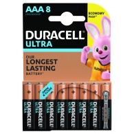 Duracell LR03-8BL Ultra Power (8/80/40320)