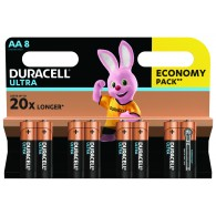 Duracell LR6-8BL Ultra Power (8/96/18240)