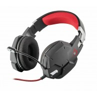 20408 Trust GXT 322 DYNAMIC HEADSET - BLACK (10/80)