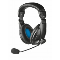 21661 Trust QUASAR HEADSET FOR PC AND LAPTOP (20/160)