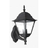 Светильник садово-парковый Flesi Краснодар IP43 220V 25,5*19,5*43 см черный FL-5019B(M)