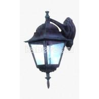 Светильник садово-парковый Flesi Краснодар IP43 220V 20*15*37 см черный FL-5019B/DN(M)