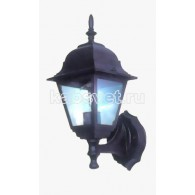 Светильник садово-парковый Flesi Краснодар IP43 220V 20*15*37 см черный FL-5019A(S)