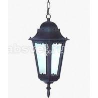 Светильник садово-парковый Flesi Оренбург IP43 220V 23*20*41 см черный FL-5006H