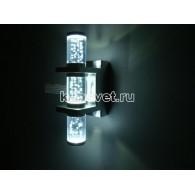 Cветильник светодиодный накладной Flesi 3*1,5W 220V 60*185*95 мм PMS