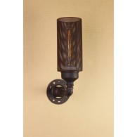 Бра в стиле Лофт LOFT HOUSE W-116 темно-коричневый металлик