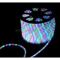 121-329-6 Дюралайт LED чейзинг (3W) - МУЛЬТИ (RYGB) Ø13мм, 30LED/м, модуль 4м