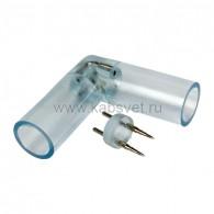 124-311 L - коннектор для дюралайта 2W ∅13мм