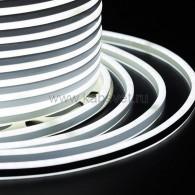 131-065 Гибкий Неон SMD, компактный (7х12мм), двухсторонний, белый, супер яркий (120 LED/м) (без комплекта подключения)
