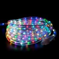 245-109 Дюралайт LED чейзинг (2W) - RGB Ø13мм, 36LED/м, 6м, для подключения нужен контроллер 245-907