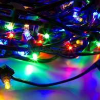 325-129 Клип лайт 12В, 100м, шаг 150 мм, 665 LED МУЛЬТИ (RGYB), с трансформатором