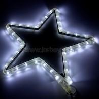 """501-211-1 Фигура световая""""Звездочка LED"""" белая, 30*28 см"""