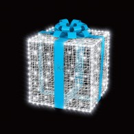 501-422 Декоративная 3D фигура Подарок-1 50 см ( на заказ)