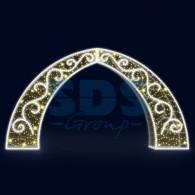 501-468 Декортаивная арка Царская 350 см ( на заказ)
