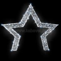 501-493 Декоративная арка Алмазная звезда ( на заказ)