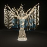 501-504 Декоративная 3D фигура Дерево ( на заказ)