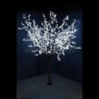 "531-125 Светодиодное дерево ""Сакура"", H=2.4м, D=2.0м, 1728 диодов, БЕЛЫЙ"