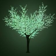 "531-234 Светодиодное дерево ""Сакура"", H=3,6м, D=3.0м, 6921 диодов, ЗЕЛЁНЫЙ"