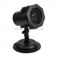 601-262 LED проектор, 12 сменных слайдов, цвет RGBW, 12В