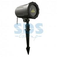 601-264 Лазерный проектор с эффектом «Северное сияние» с пультом ДУ, 220 В