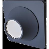 Светильник встраиваемый Roden MR16 RD 400 Gr -RD 451 Gr