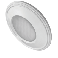 Гипсовый светильник Roden RD-143 GX53 ф150 мм