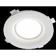 Врезной гипсовый светильник Roden RD 260 ф292 мм LED 18w 2700K/4500K 1440Lm