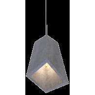 Подвесной гипсовый светильник Roden RD-351 E27