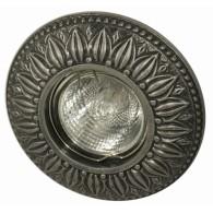 Светильник гипсовый Roden Light RD-001 S серебро