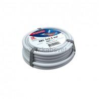 01-8036-10 Провод соединительный ПВС 2x2,5 мм², длина 10 метров, ГОСТ 7399-97 Rexant