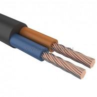 01-8036-3 Провод соединительный ПВС 2x2,5 мм² 100 м белый ГОСТ 7399-97