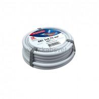01-8042-10 Провод соединительный ПВС 3x0,75 мм², длина 10 метров, ГОСТ 7399-97 Rexant