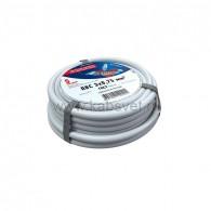 01-8042-5 Провод соединительный ПВС 3x0,75 мм², длина 5 метров, ГОСТ 7399-97 Rexant
