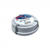 01-8046-10 Провод соединительный ПВС 3x1,5 мм², длина 10 метров, ГОСТ 7399-97 Rexant