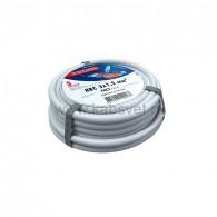 01-8046-5 Провод соединительный ПВС 3x1,5 мм², длина 5 метров, ГОСТ 7399-97 Rexant