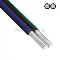 01-8890-2 Провод самонесущий СИП-4 2x16,0 мм² 100 м ГОСТ