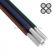 01-8893 Провод самонесущий СИП-4 4x25,0 мм² 100 м ГОСТ
