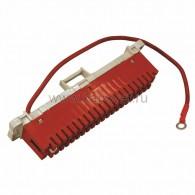04-0122 Плинт 8 pin с заземлением Rexant