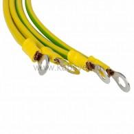 04-2687 Набор кабелей заземления (30см - 4 шт)