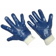 09-0236 Перчатки х/б с нитриловым покрытием, подкладка 100 % хлопок