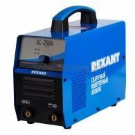11-0914 Сварочный аппарат инверторный Rexant АС-250А