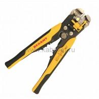 12-4005 Инструмент для зачистки кабеля 0.2-6.0 мм² и обжима наконечников (ht-766) Rexant