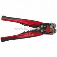 12-4005-4 Инструмент для зачистки кабеля 0.2-6.0 мм² и обжима наконечников (HT-766) (HY-371) PROconnect