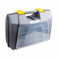 12-5015-4 Ящик универсальный пластиковый для инструмента PROconnect, 400х310х160 мм