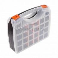 12-5022-4 Ящик пластиковый универсальный (двойной) PROconnect, 325х280х85 мм