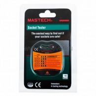 13-1260 Тестер розеток MS6860D MASTECH