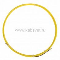 47-1005-6 Протяжка кабельная PROconnect (мини УЗК в бухте), стеклопруток, d=3,0 мм, 5 м