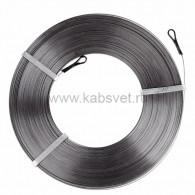 47-5030-6 Протяжка кабельная стальная плоская PROconnect, 30 м