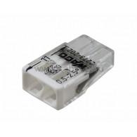 07-5131 2273-202 Экcпресс-клемма, 2-проводная до 2,5 мм², (100 шт./уп.) WAGO