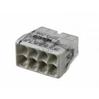 07-5135 2273-208 Экcпресс-клемма, 8-проводная до 2,5 мм², (50 шт./уп.) WAGO